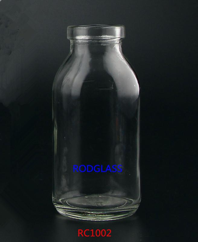 100ml白料输液瓶