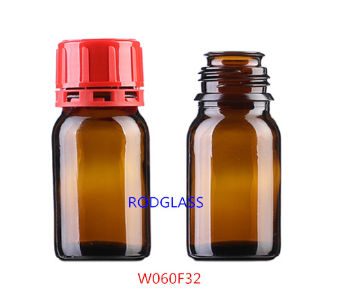 60ml小口液体试剂瓶