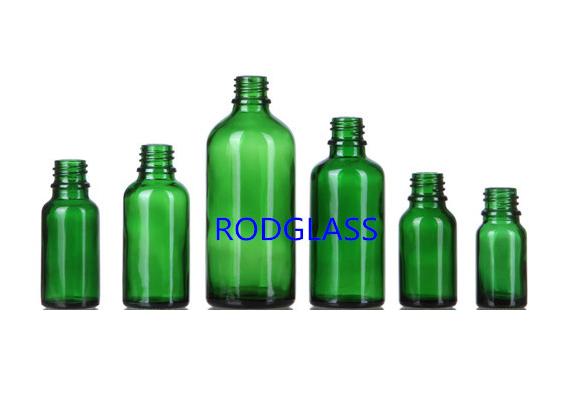 绿料精油瓶