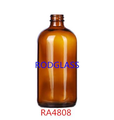 16OZ波斯顿玻璃瓶