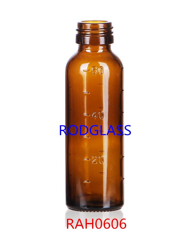 60ml棕色口服液瓶