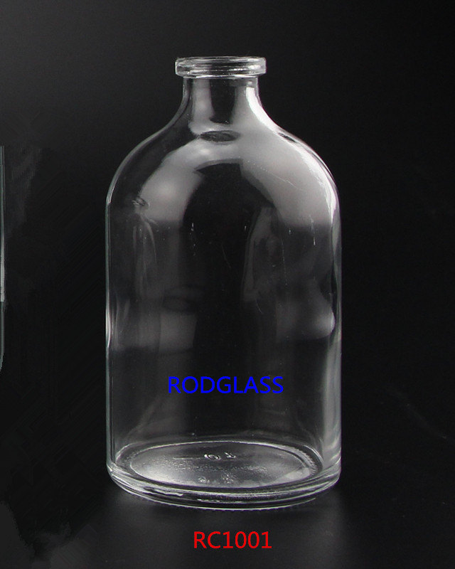 100ml白料注射剂瓶