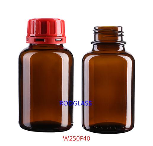 250ml大口固体试剂瓶