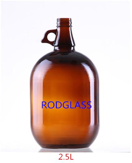 2.5L大容量试剂瓶