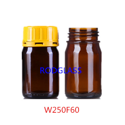 250g大口固体试剂瓶