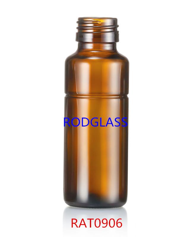 90ml棕色口服液瓶