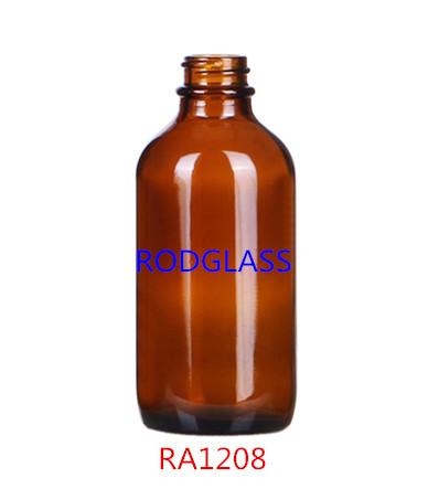 4OZ波斯顿玻璃瓶