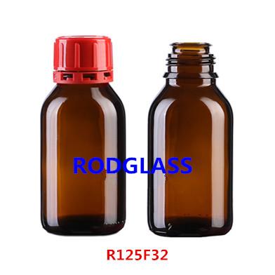 125ml小口液体试剂瓶
