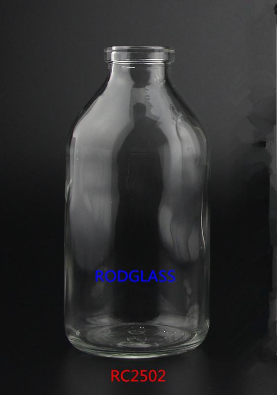 250ml白料输液瓶